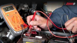 Диапазон напряжения автомобильного аккумулятора